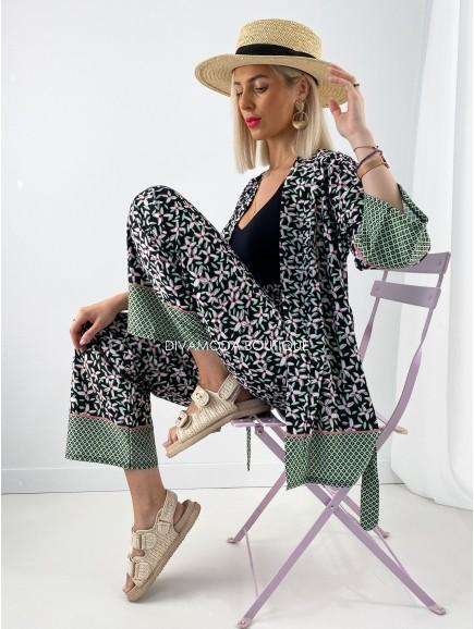 Kimono set grase M 180