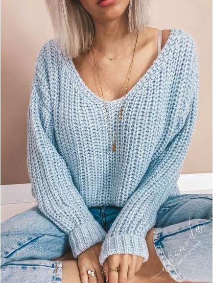 Pletený svetrík Ann B 299